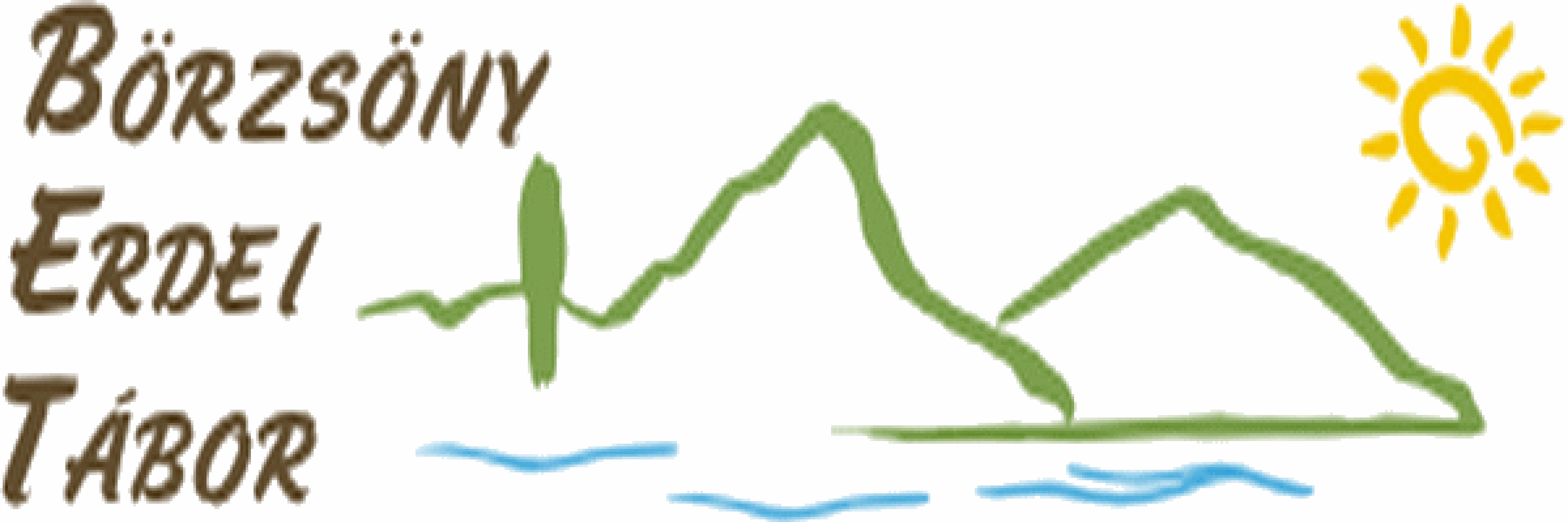 Börzsöny erdei tábor